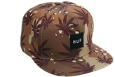 HUF Plantlife Snapback Cap
