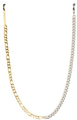 Frame Chain Mix It Up 18kt Gold-plated Glasses Chain - Gold