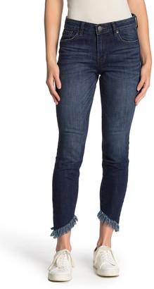 STS Blue Emma Tulip Ankle Crop Skinny Jeans