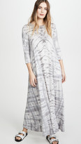 Raquel Allegra Drama Maxi Dress