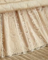 Sweet Dreams Queen/King Elizabeth Lace Dust Skirt