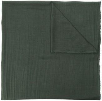 Rick Owens Fine-Knit Scarf