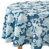 Croscill Trimbelle 70-Inch Round Umbrella Tablecloth