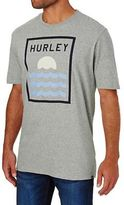 Hurley T-shirts Sundown T-shirt - Dark Grey Heather