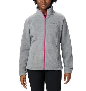 Columbia Women's Plus Size Benton Springs Full Zip
