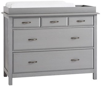 Pottery Barn Kids Rory Dresser & Topper Set