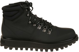 Dolce & Gabbana Ridge Sole Lace-up Shoes