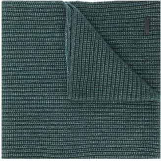 HUGO BOSS Chunky Knit Scarf