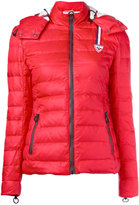 Rossignol W Caroline quilted jacket - women - Nylon/Polyester/Feather Down - 36