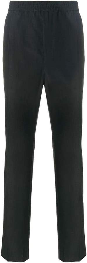 Golden Goose elasticated waist straight leg trousers