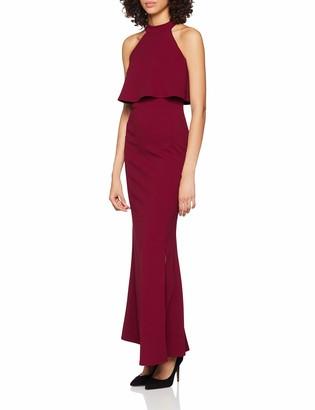 Quiz Women's Split Front Maxi Dress Party
