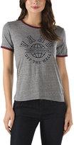 Vans Globe Classic Ringer T-Shirt