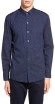 Zachary Prell Men's Kinnear Print Shirt