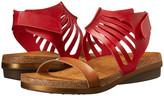 Naot Footwear Mint