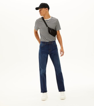New Look Rinse Wash Straight Fit Jeans