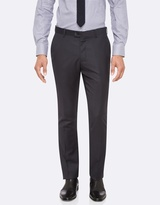 Oxford Hopkins Peak Lapel Wool Suit Trouser
