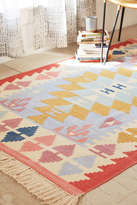 Urban Outfitters Isolde Kilim Printed Rug
