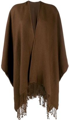 Holland & Holland Poncho-Style Cape Coat