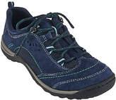 Earth Origins Suede Water Resistant Sneakers -Kamryn