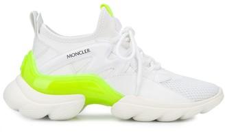 Moncler Colour-Block Low-Top Sneakers
