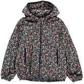 Moncler Vive Floral Hooded Jacket