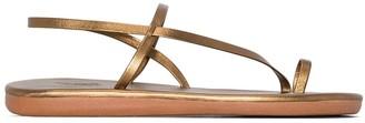 Ancient Greek Sandals Euterpe leather sandals