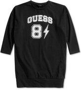 GUESS Long Sleeve T-Shirt Dress, Big Girls (7-16)