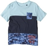 Buffalo Color Block Tee (Kid) - Whale-5