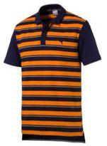 Puma Race Stripe Pique Polo Shirt