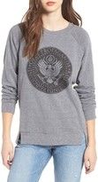 Obey Women's Eagle Graphic Sweatshirt
