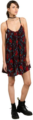 Volcom Junior's Mix A Lot Cami Dress