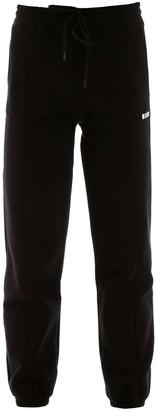 MSGM Micro Logo Jogger Pants