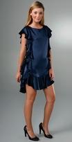 Karen Zambos Vintage Couture Shimmy Dress