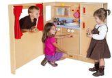 Guidecraft Swing Door Kitchen