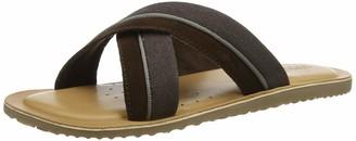 Geox Men's U Artie F Open Toe Sandals