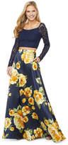 Bee Smart B. Smart-Juniors Long Sleeve Dress Set