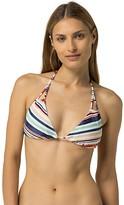 Tommy Hilfiger Sun Stripe Bikini Top