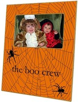 The Well Appointed House Spider Web Decoupage Photo Frame-Can Be Personalized