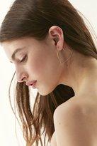 Urban Outfitters Heart Hoop Earring Set