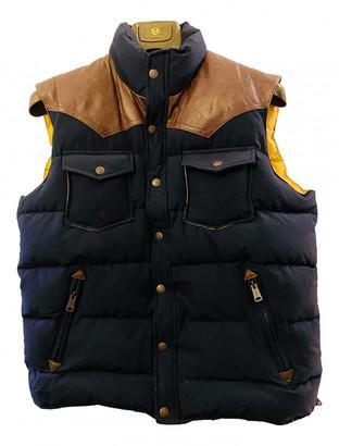 Penfield Blue Cotton Jackets