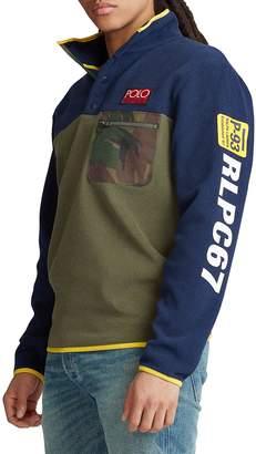 Polo Ralph Lauren Mockneck Fleece Sweatshirt