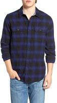 Lucky Brand Men's Plaid Flannel Shirt