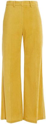 Sjyp Corduroy Wide-leg Pants