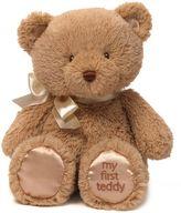Gund My First Teddy Plush