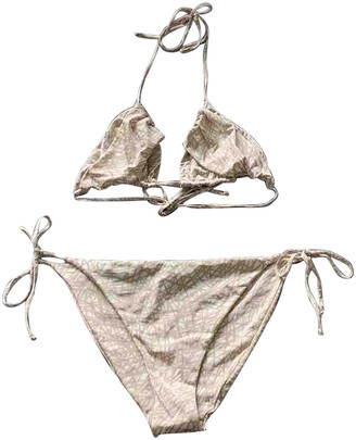 Chloé Beige Synthetic Swimwear