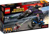 Lego Super heroes black panther pursuit