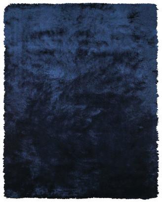"""Freya Weave & Wander Rug, Dark Blue, 3'6""""x5'6"""""""