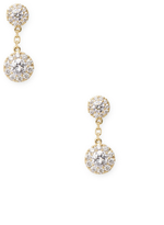 Ila Women's Henri Diamond Earrings