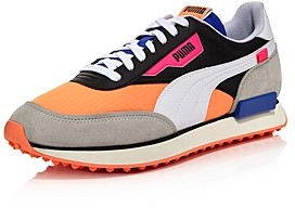 Puma Men's Ride Game On Low-Top Sneakers