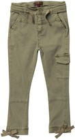 7 For All Mankind Girls Chantung Silk Jogger Pant